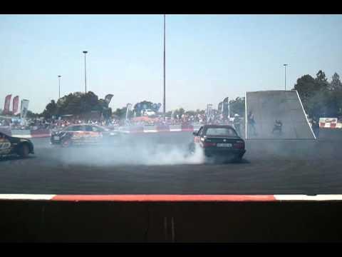 Johannesburg motor show