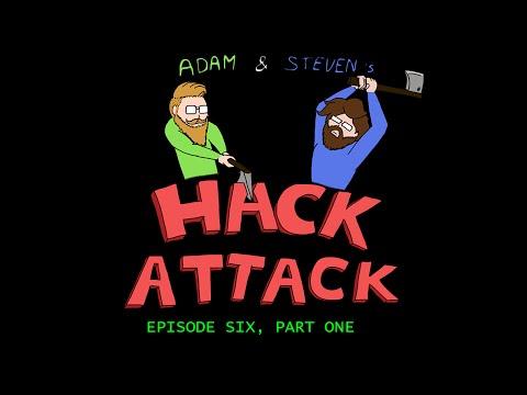 """Hack Attack Episode 6 - Mirrorshades (Part One) w/ Steven """"Silent0siris"""" Lumpkin"""