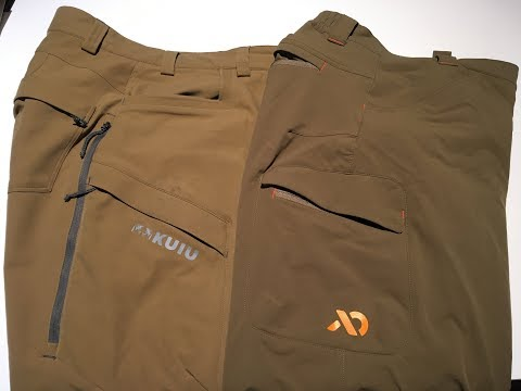 Kuiu Attack Vs First Lite Corrugate Pants Real World Review