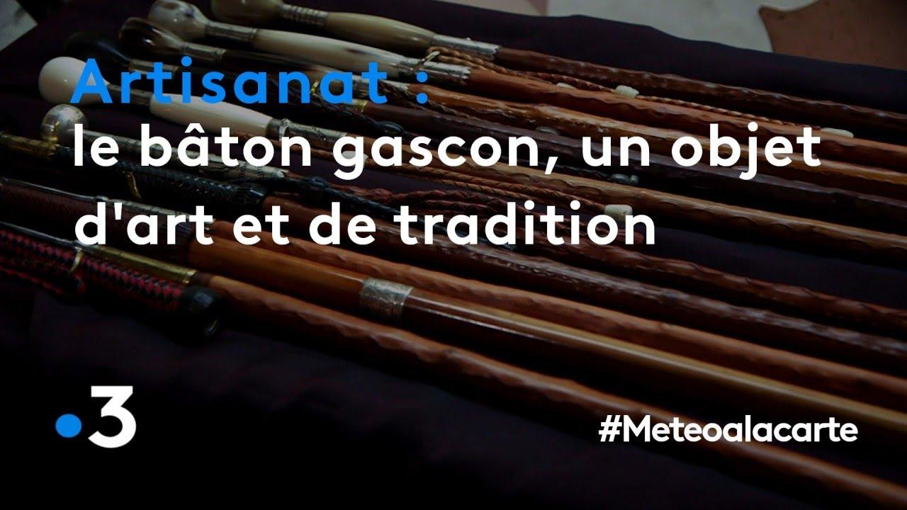 Le bâton gascon, un objet d'art et de tradition