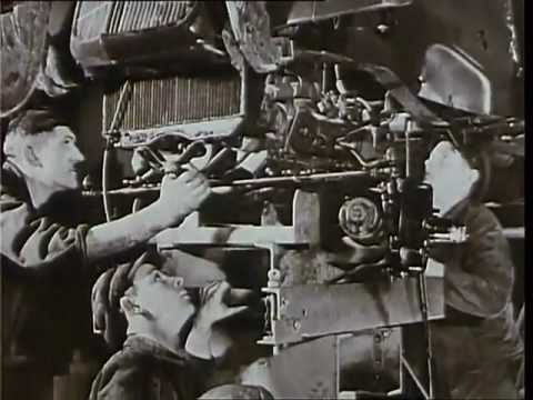 BigB.TV - Historisches Material OPEL Olympia Cabrio Limousine 1935