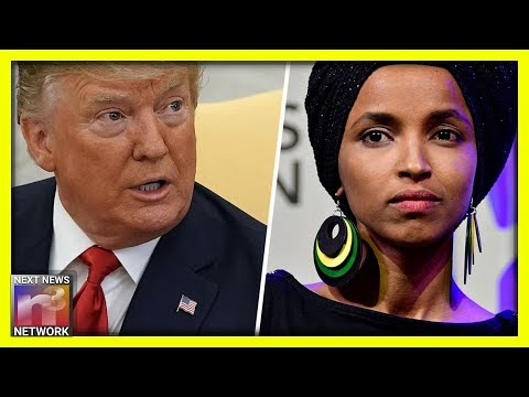 HORRIFYING! Ilhan Omar Wants Trump Dealt With Like Murderous Mob Boss
