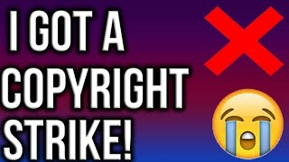 I Got Copyright Strike😭 !! Why with Me | Sid World