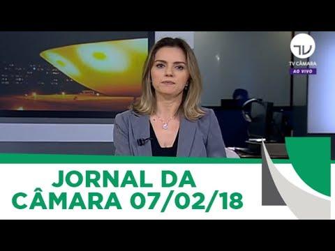 Jornal da Câmara | Reforma da Previdência deve ser votada até 28 de fevereiro - 07/02/2018
