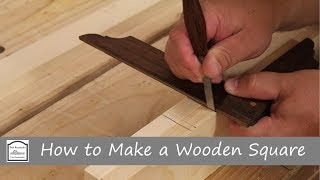 Episode #33: The Wooden Square