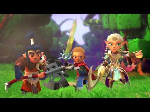 Blades of Brim Boss trailer