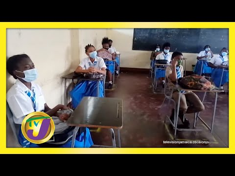 More Schools Open for Face to Face Classes in Jamaica | TVJ Smile Jamaica