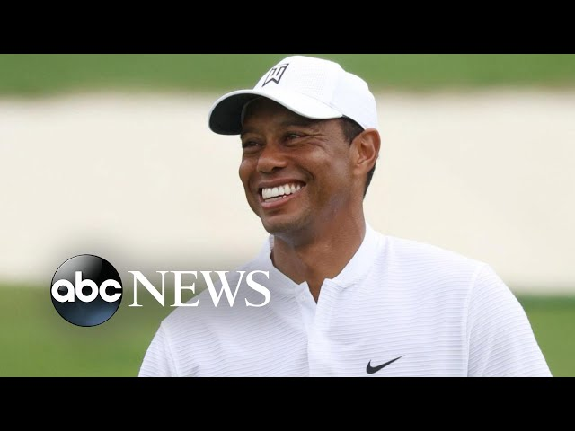 Assessing the scope of Tiger Woods' car crash injuries