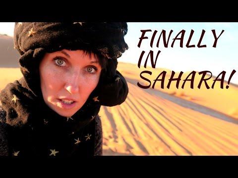 Sahara Camp: Merzouga Desert Trip Morocco Vlog (Part 3)