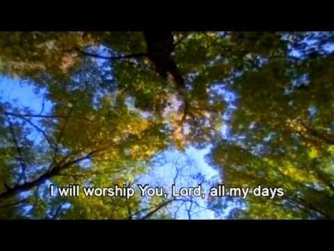 Stuart Townend:All My Days (Beautiful Saviour) Lyrics ...