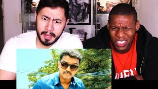 VIJAY - ROAD FIGHT SCENE | Reaction w/ Chris Jai Alex!