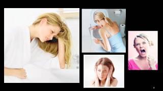 Dysmenorrhea - painful menses