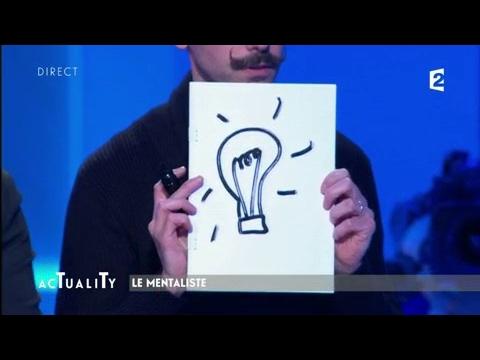 Le mentaliste Viktor Vincent épate Lorànt Deutsch #AcTualiTy