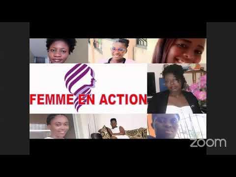 #Femme #en #Action