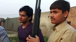 American Guns in Pakistani Wedding