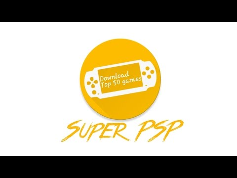Download super PSP & top 50 games