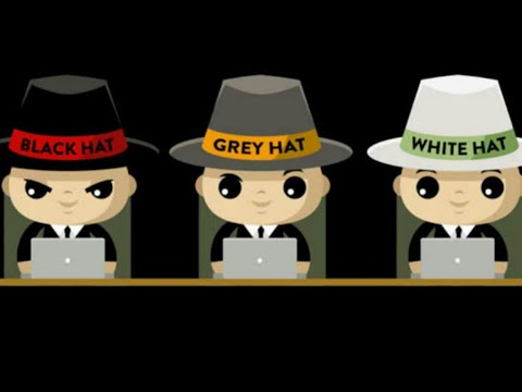 WHO ARE WHITE HAT HACKERS, BLACK HAT HACKER AND GREY HAT HACKERS? - 2019
