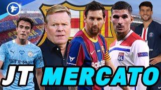 Le FC Barcelone commence à paniquer | Journal du Mercato