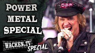 Video Power Metal Special - Sabaton, Hammerfall, Avantasia, Powerwolf & Sonata Arctica - Live at W:O:A download MP3, 3GP, MP4, WEBM, AVI, FLV November 2018