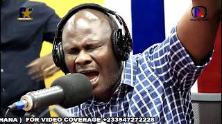 I FAIL ALL MY PAPERS AT KNUST..UNCLE ATO NEW POWERFUL  WORSHIP 2020@ANGEL96.1FM LIVE WORSHIP