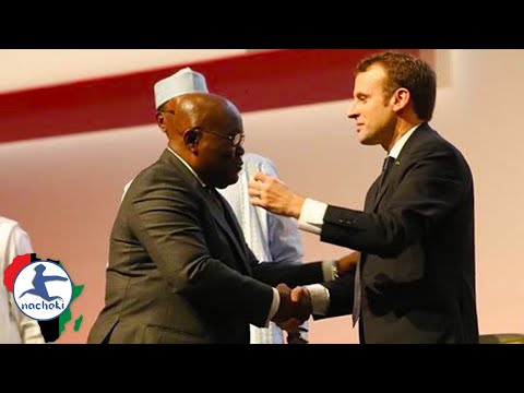 Africa Doesn't Need Your Charity Shocking Speech by Ghanaian President