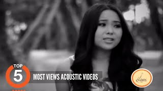 Top 5 most watched nepali acoustic songs | music videos | songsnepal acoustic festival