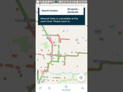 OpenSignal App Shows Wireless Towers, Free Public Wifi, And Signal Strength.