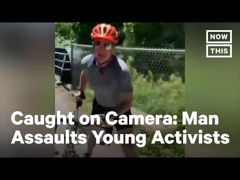 Man Assaults Teens