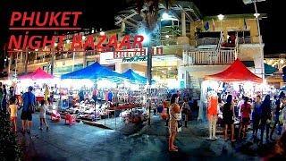 BAANZAAN MARKET PHUKET PATONG BEACH Night market