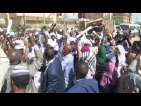 Reactions in Khartoum as al-Bashir gets 2 years