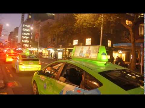 Taxi Roof Top Advertisng - Ultimate Media NZ
