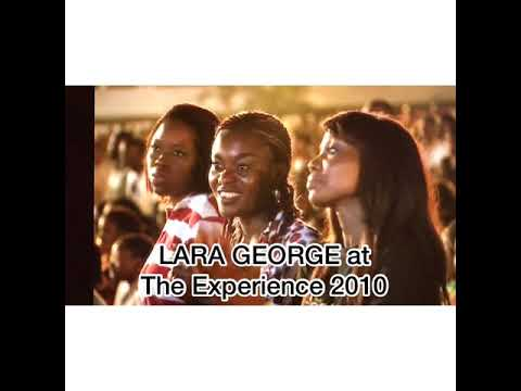 Download Lara George at The Experience 2010 ministering her hit track 'Halleluyah.'