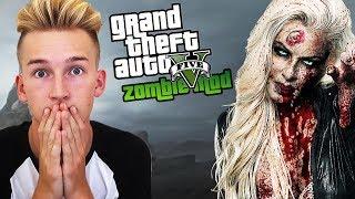 GTA V Zombie Mod SEZON 3 #6 - OPUSZCZONY DOM FRANKLINA? ️