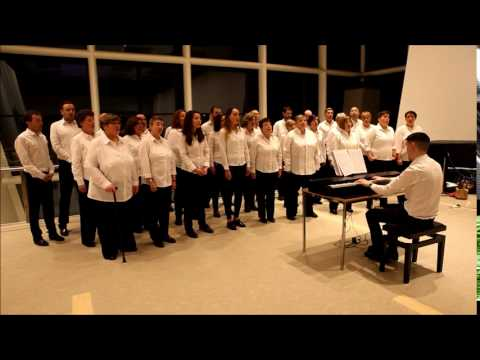 Gloria perform in UCD Science