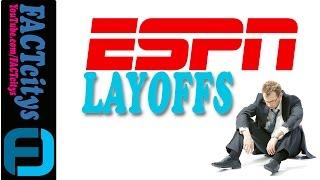 ESPN layoffs | ESPN layoffs name and details | FACTcitys