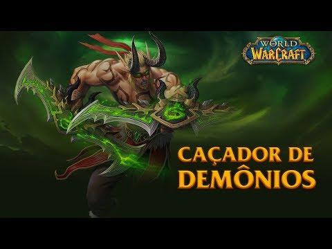 [World of Warcraft] Conheça o Caçador de Demônios