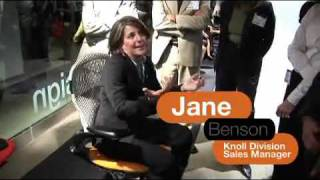Generation by Knoll - It's not a chair, It's a movement