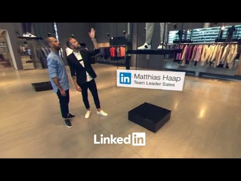 The Way In @ HUGO BOSS - LinkedIn 360 Video