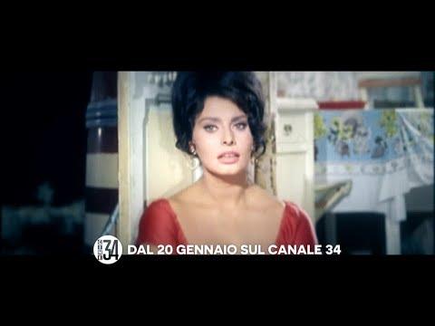 Cine34 - Dal 20 Gennaio, Sul Canale 34