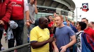 Arsenal FC 1 Spurs 0 - The Atmosphere Was Brilliant - FanTalk - ArsenalFanTV.com