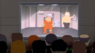 South Park   electric chair