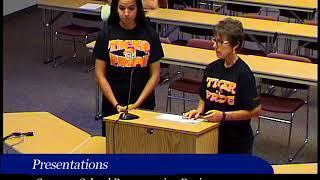 09.18.2017 Marshall Public Schools Board Meeting