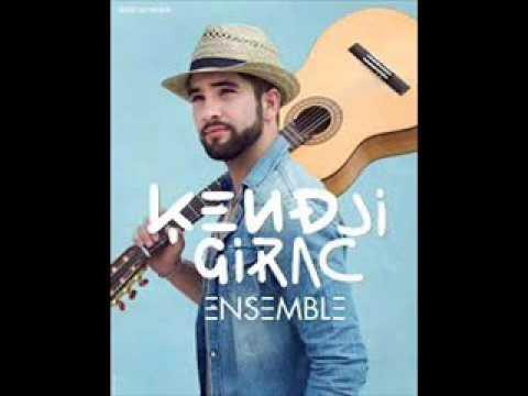 Kendji Girac Jamais trop tard (Audio)