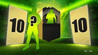 10 x GUARANTEED TOTW PACKS! - MANY WALKOUTS - FIFA 18 Ultimate Team