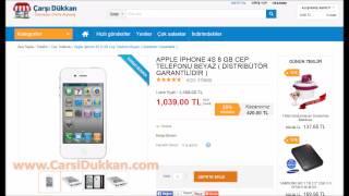 Apple İphone 4S 8 GB Cep Telefonu Beyaz - En Ucuz Fiyat(, 2015-03-01T08:25:48.000Z)