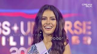 MISS UNIVERSE PHILIPPINES 2020 | Rabiya Mateo is Conditioned For Greater!