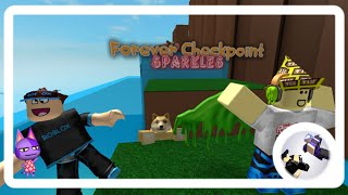 Roblox Forever Checkpoint Sparkle Levels 1-15