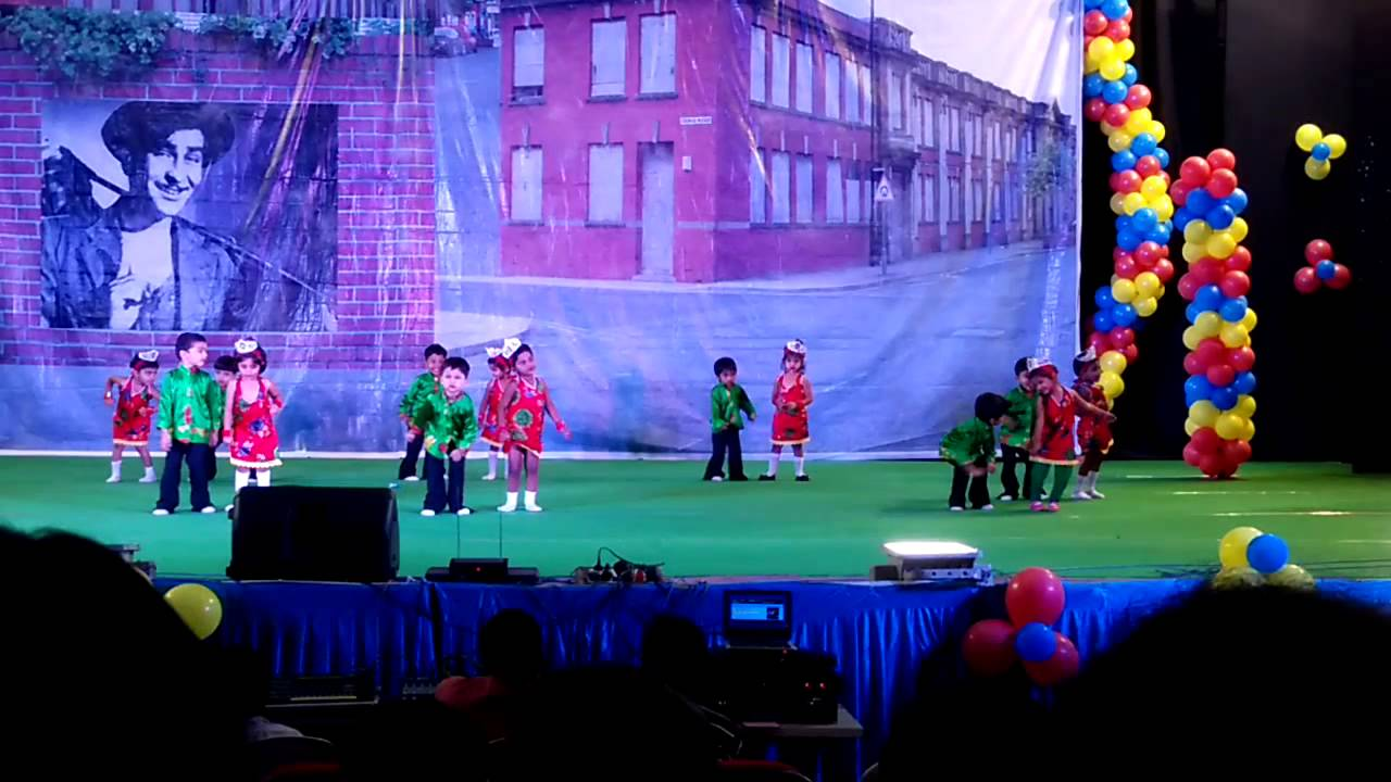 Teja's first stage performance...Very fun ... - photo#37