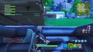 Fortnite Battle Royal Gameplay! Giveaway at 250 subs!