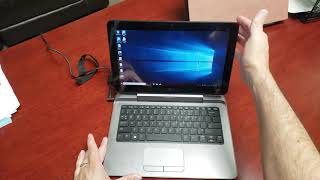 HP Pro x2 612 G1 Tablet with keyboard Review
